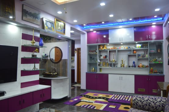 Traditional Design Lends a Well-coordinated Look to a Home in Bangalore