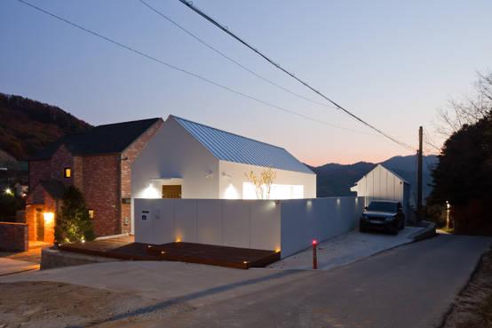 아름다운 외관 디자인이 돋보이는 국내 소형주택 12선 | 호미파이 & homify