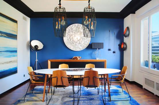 Diseño y decoración para una vivienda exclusiva en Barcelona