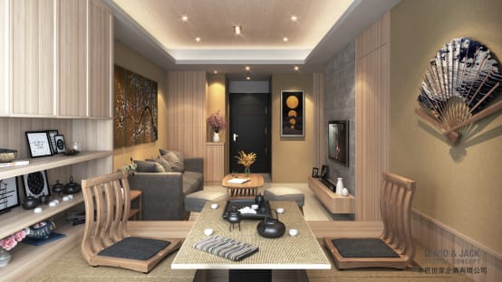 別再為客廳風格煩惱了!12種點亮你靈感的客廳設計實例