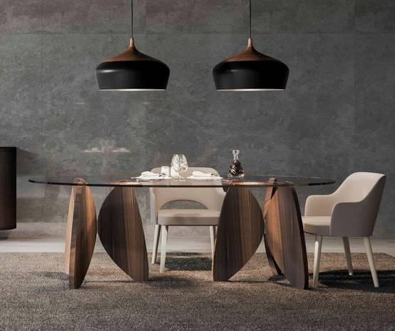 Mesa de jantar moderna / Dining table modern
