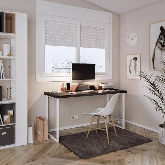 Cómo dar con la mesa de escritorio perfecta