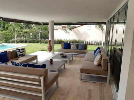 Terrazas con muebles fabulosos