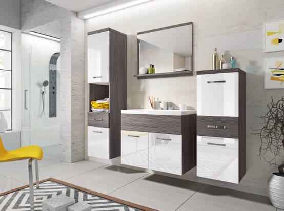 Efektowne meble do każdej łazienki | homify