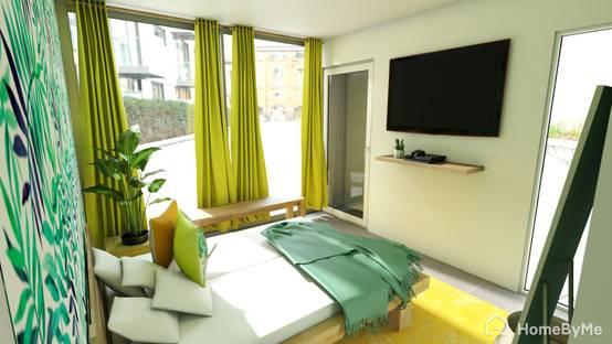 Maravillosas ideas de cortinas para livings y dormitorios   homify