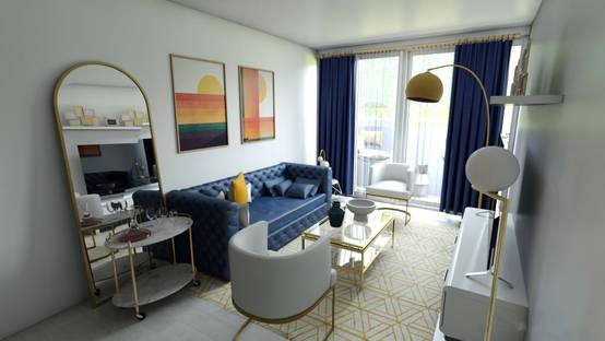 12 Casas sensacionales con muebles y decoración vintage | homify