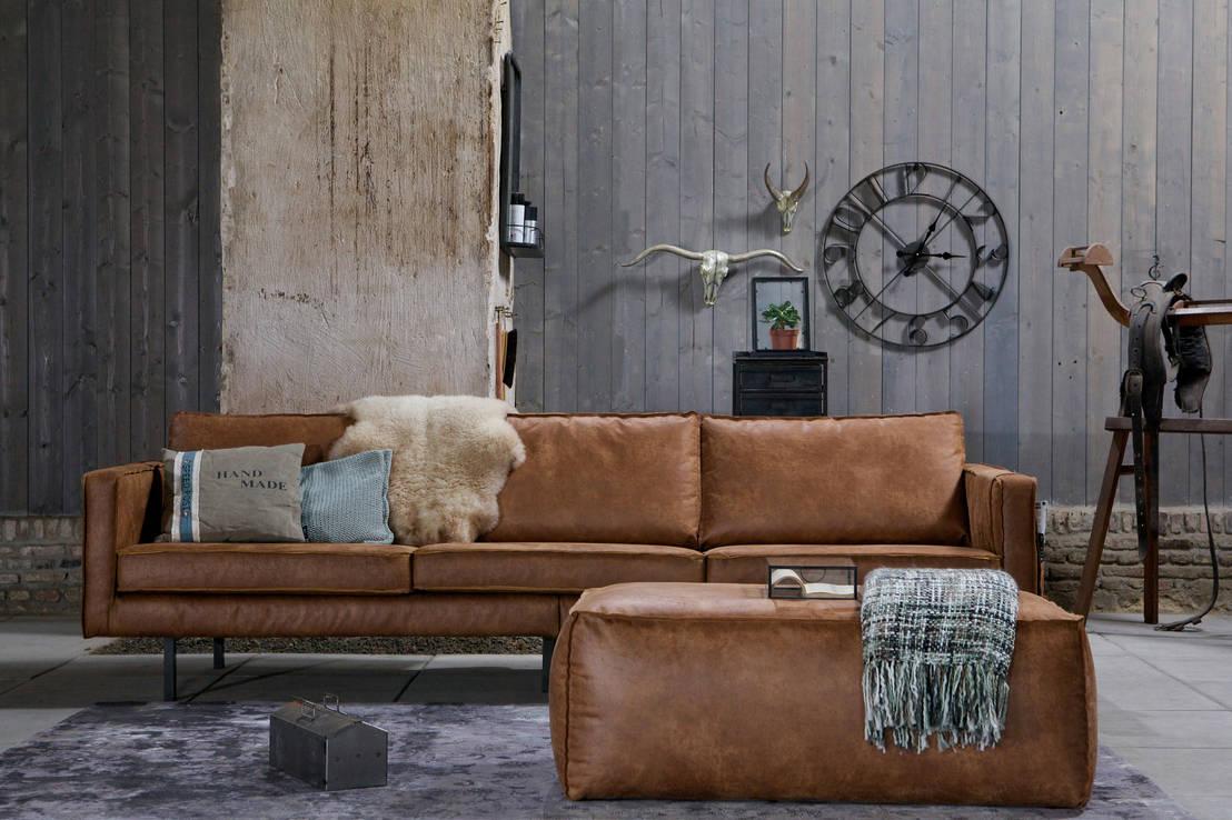 Moderni o retr chic 10 divani in pelle imperdibili for Retro divani moderni