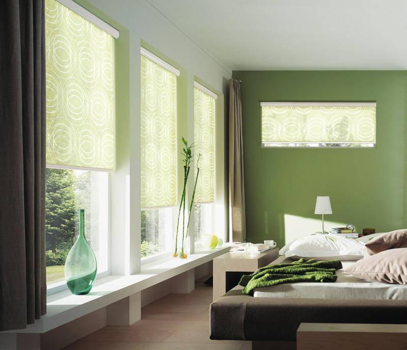 Vita nuova colori nuovi ecco come rinfrescare le pareti di casa - Fenstergestaltung wohnzimmer ...
