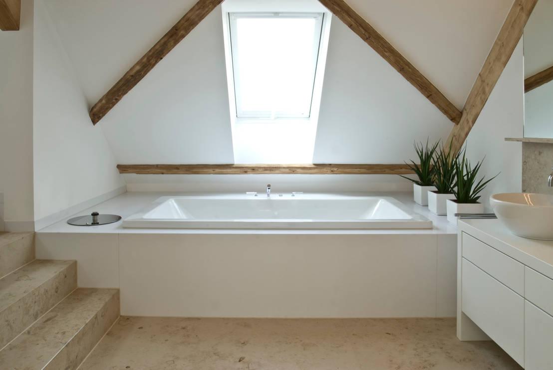 naturstein im badezimmer