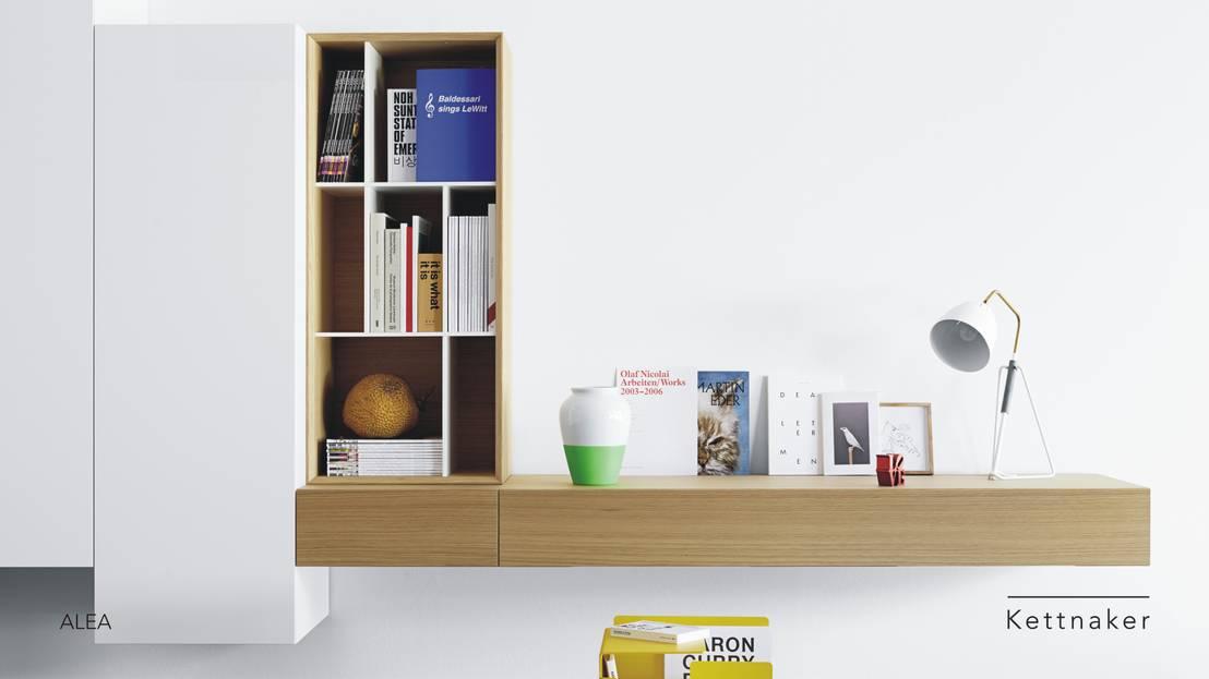 wohnzimmerschrank mal anders 10 coole ideen. Black Bedroom Furniture Sets. Home Design Ideas