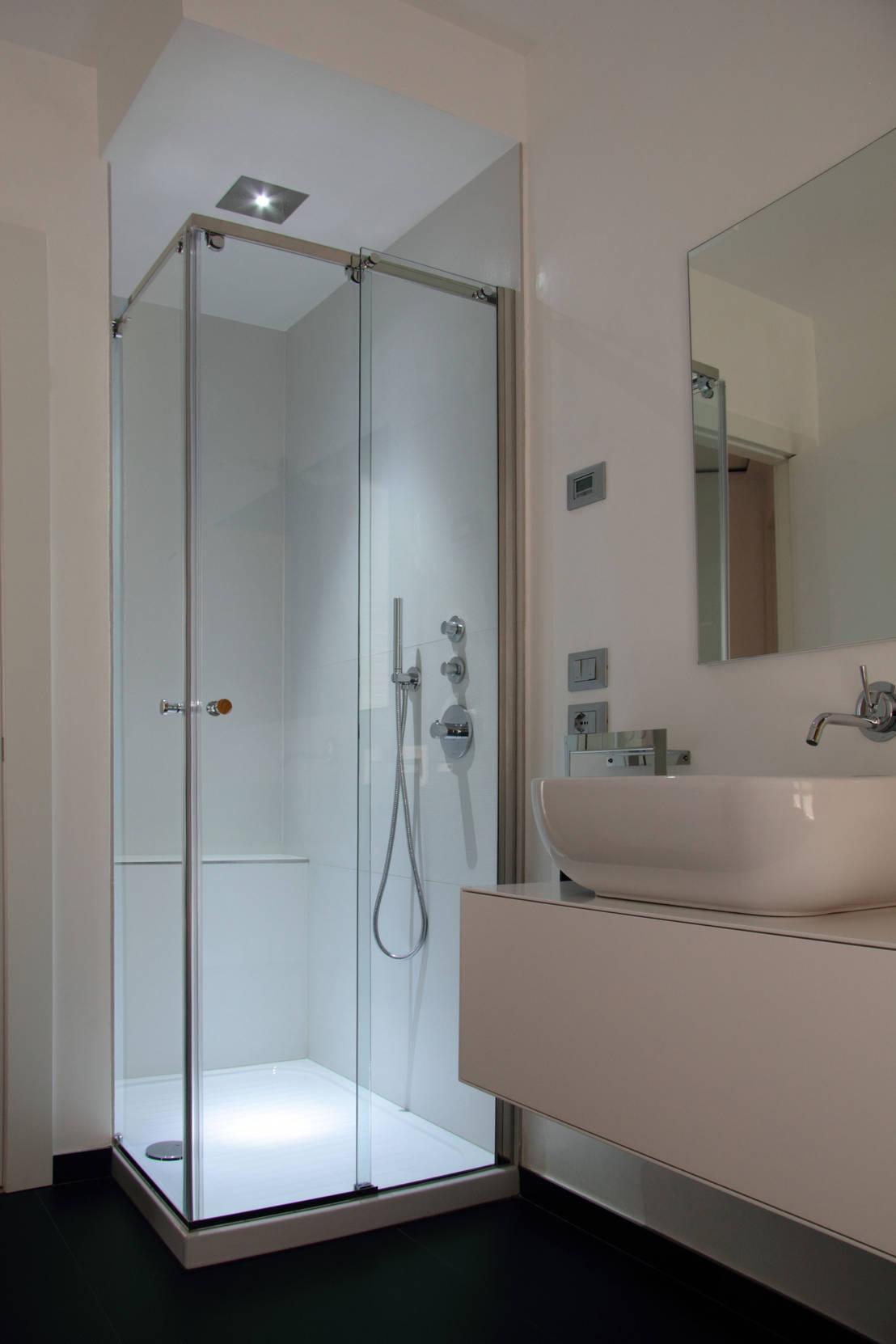 6 idee per la doccia in stile moderno for Stile moderno