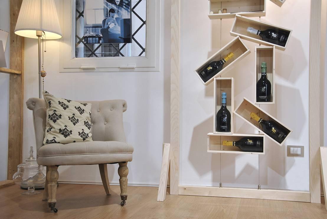 4 idee per un soggiorno diverso dagli altri for Catene arredamento