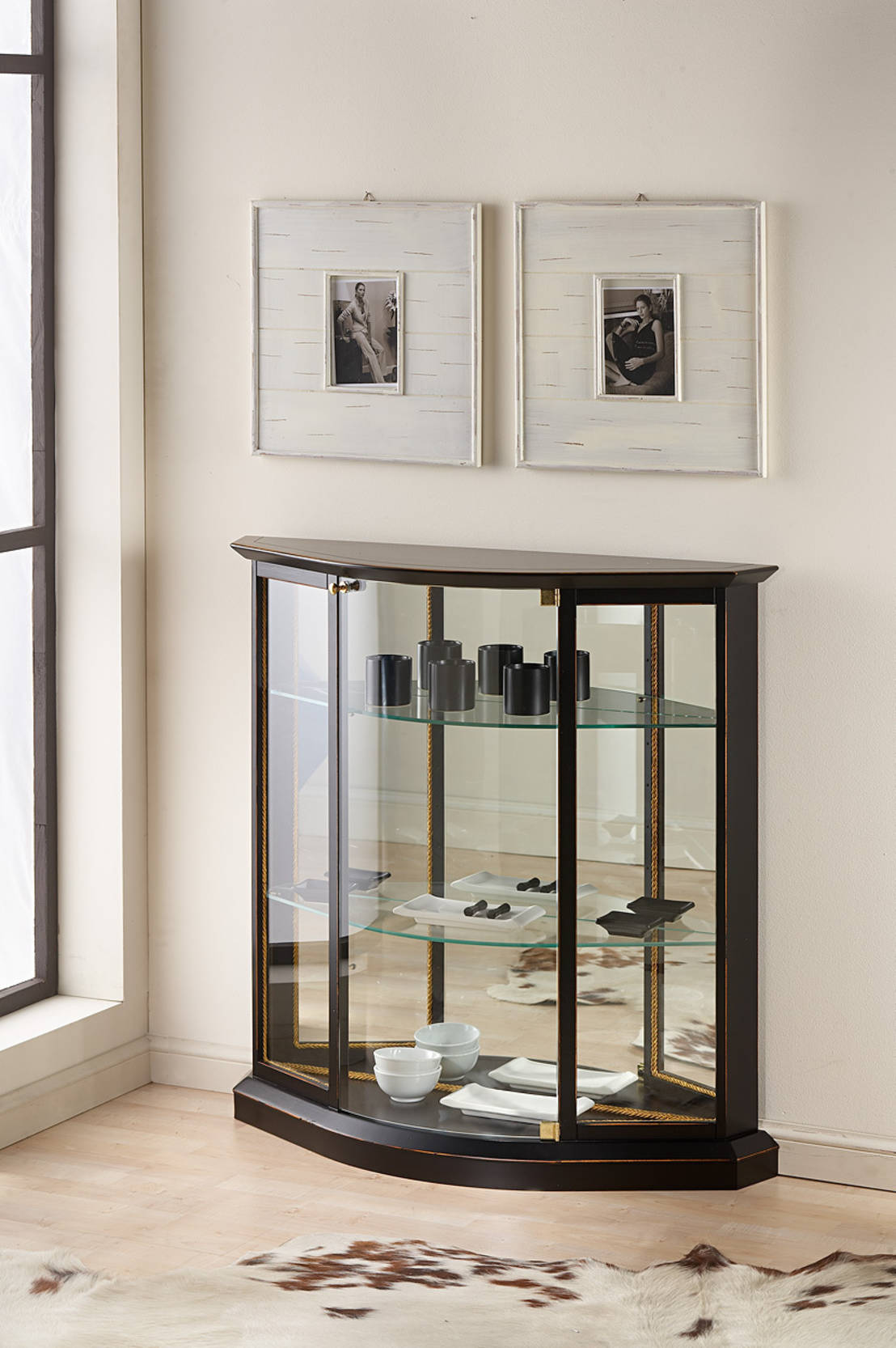 Tra classico e moderno la vetrinetta per la casa for Stile classico moderno