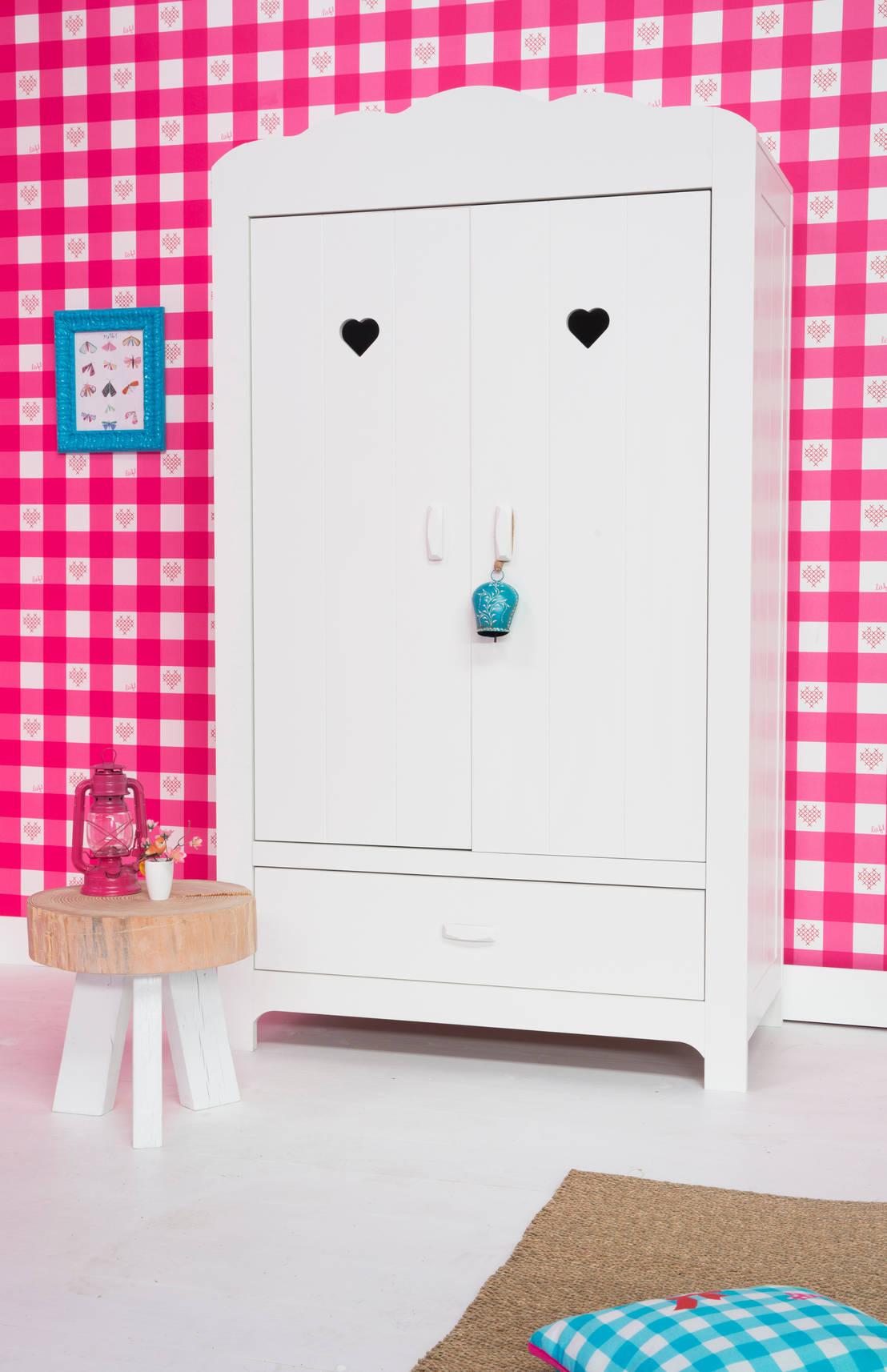 De zoetste meubelstukken voor de kinderkamer - Gordijnen voor de kinderkamer ...