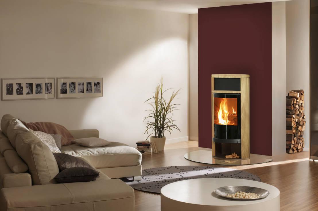 spartherm kaminofen modell sino sandstein caramel von kachelofen kamin homify. Black Bedroom Furniture Sets. Home Design Ideas