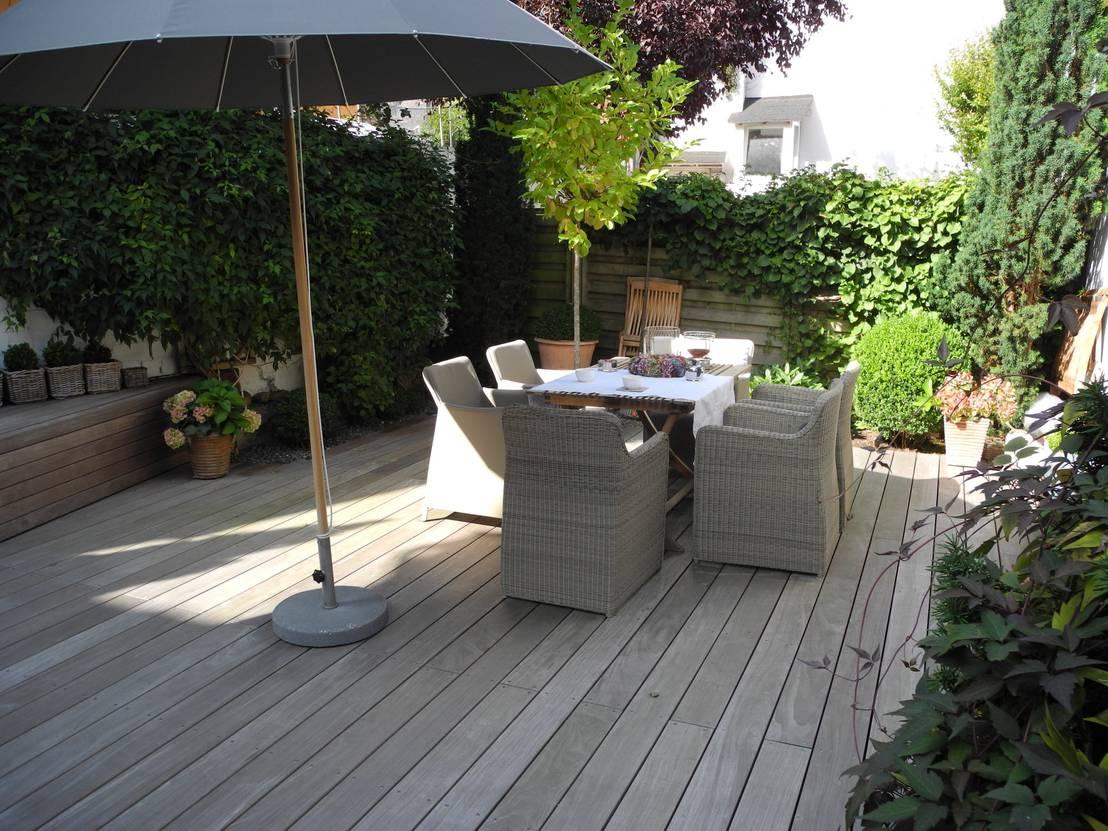 tipps und ideen f r kleine g rten. Black Bedroom Furniture Sets. Home Design Ideas