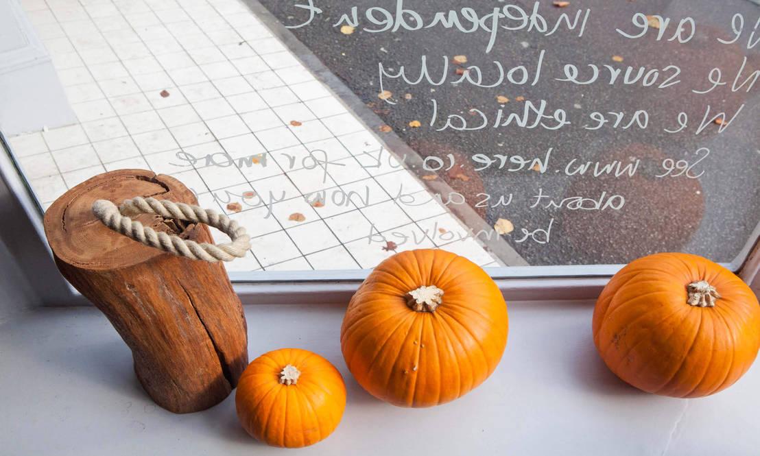 Herbstliche Deko Und Wohnideen
