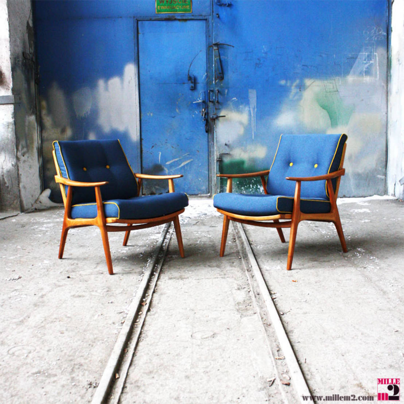 Bonitas sillas al m s puro estilo vintage for Sillas bonitas