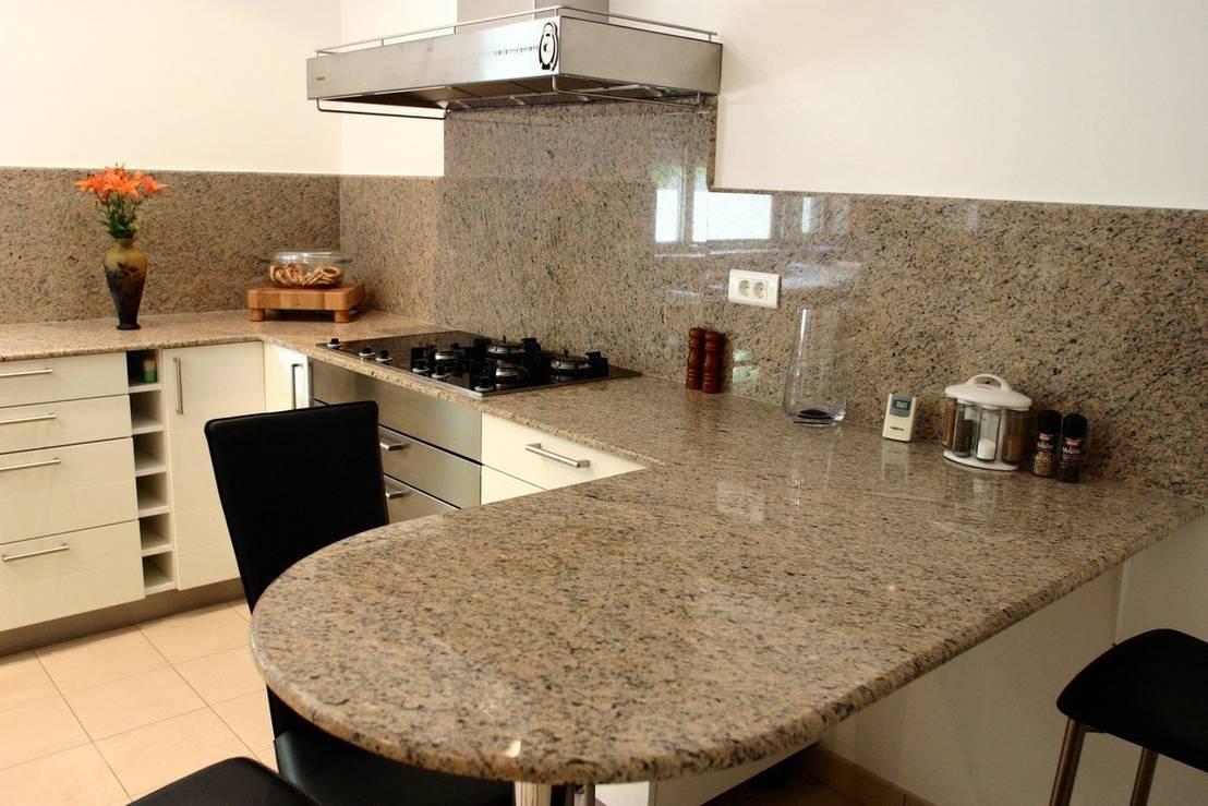 7 ideas con m rmol y granito para el tope de tu cocina for Con que se limpia el marmol