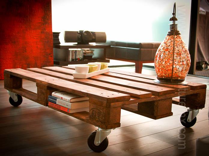 5 ideas para crear muebles hechos con palets - Ideas para palets ...
