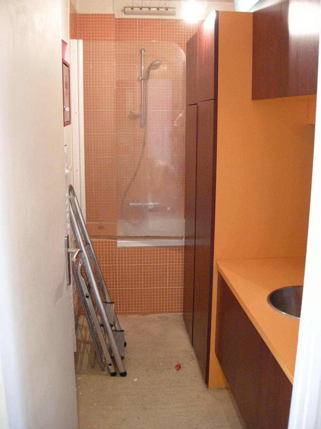 Mission r nover une salle de bains pour la vente for Idee pour renover une petite salle de bain