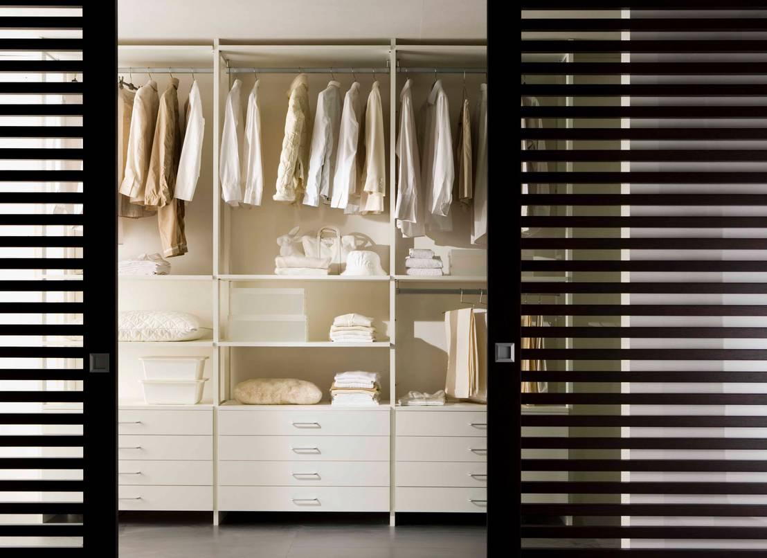 Tutto in ordine le scatole per l 39 armadio - Scatole porta indumenti ...