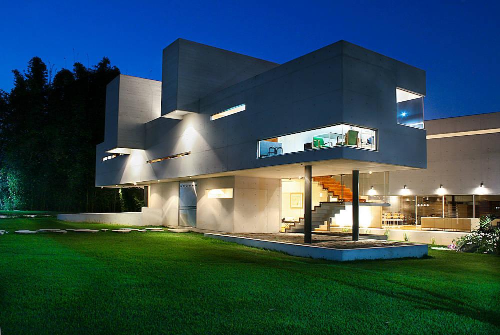 Homify 360 casa briones arquitectura contempor nea a for Arquitectura contemporanea casas