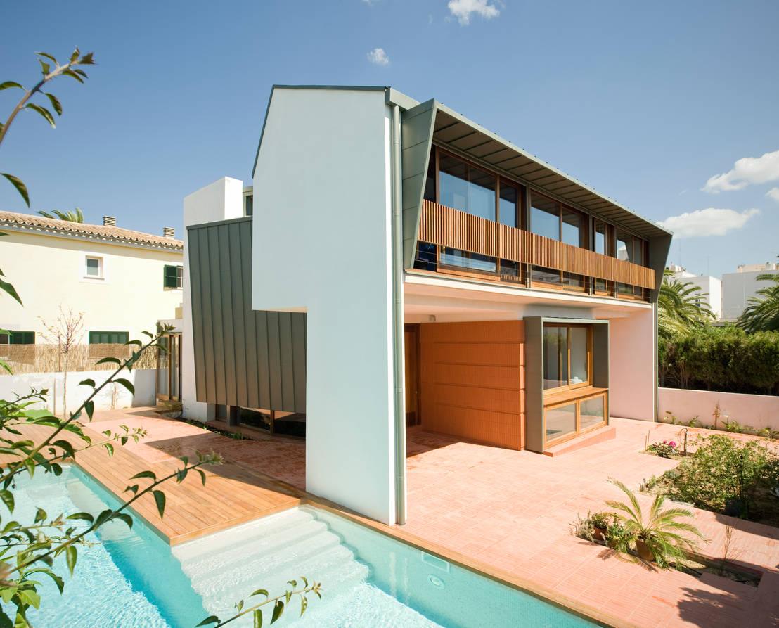 Homify 360 l architettura e il design di una casa moderna for L architettura moderna