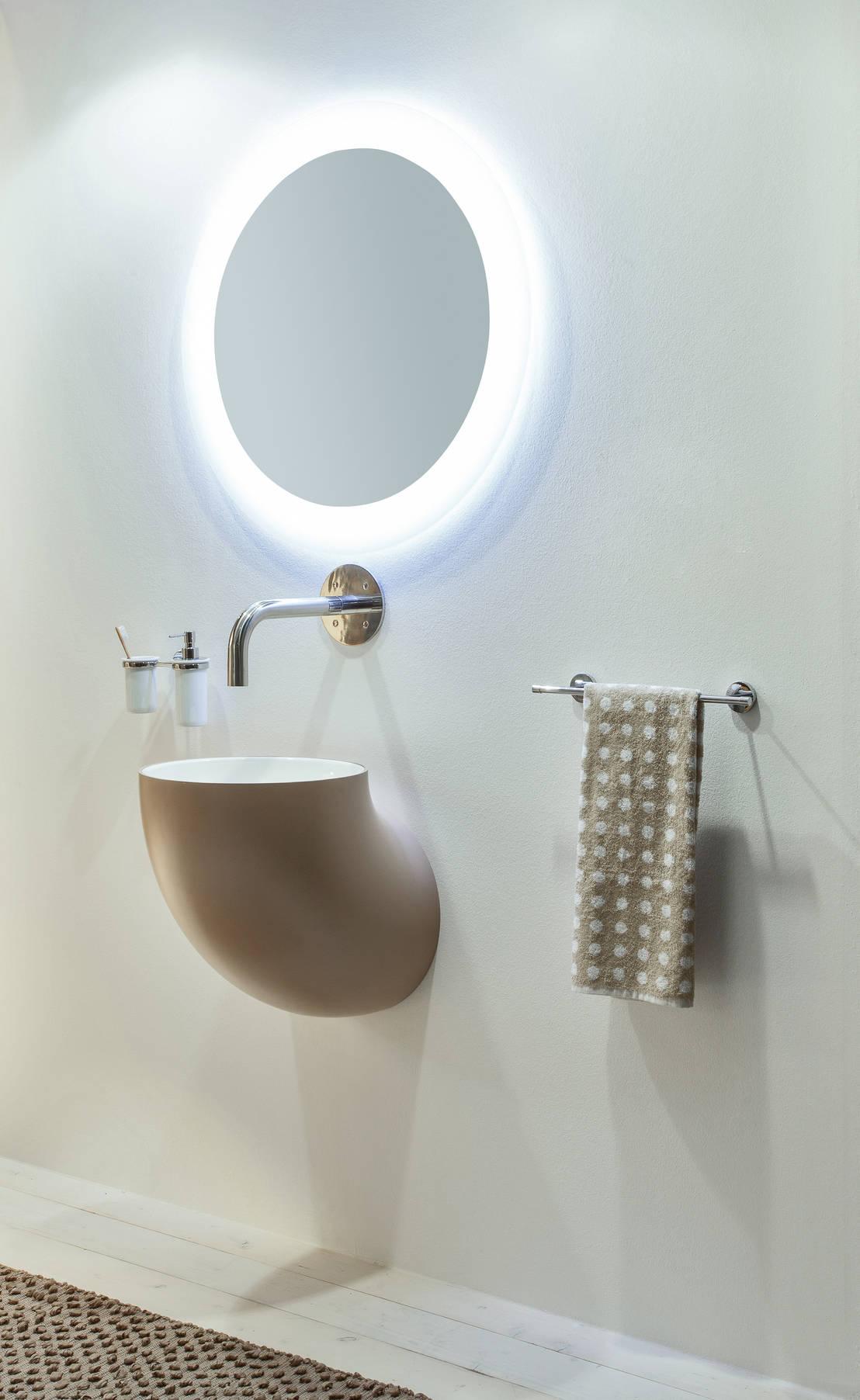 Arredo bagno il lavabo moderno for Lavabo moderno bagno