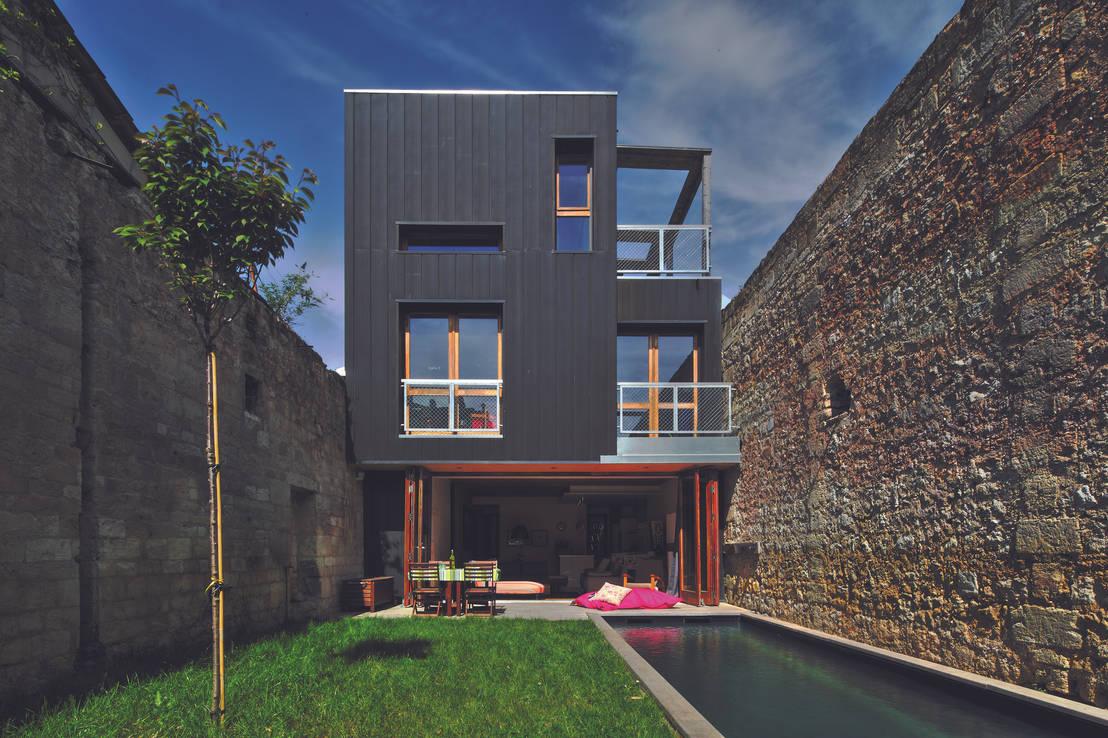 Une formidable maison sur 3 niveaux for Assurer une maison en zone inondable