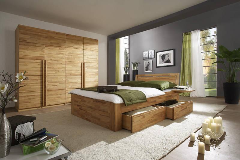 Landhaus-Schlafzimmer