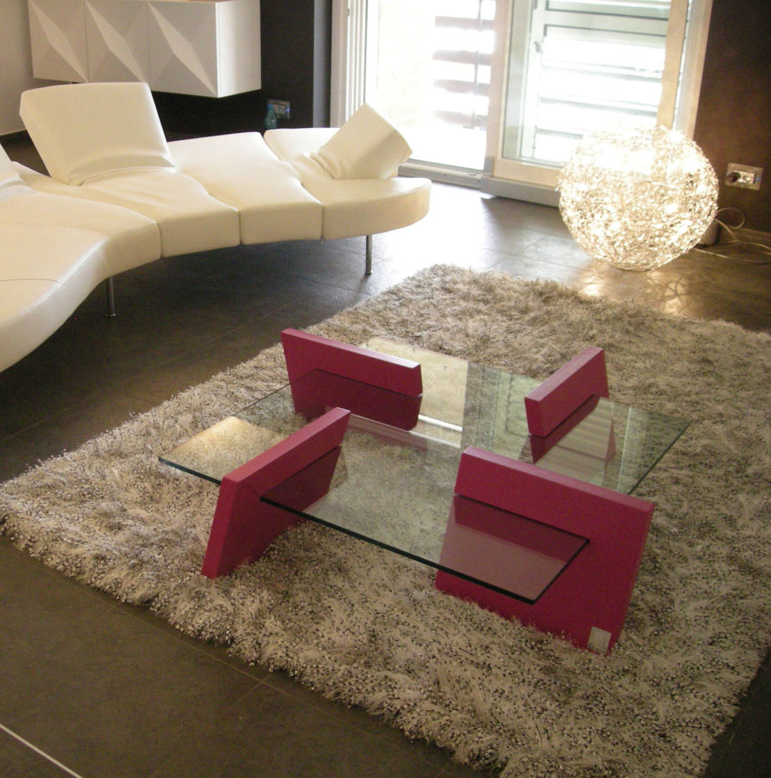 10 idee per il tuo tavolo quadrato: la bellezza della geometria nel ...