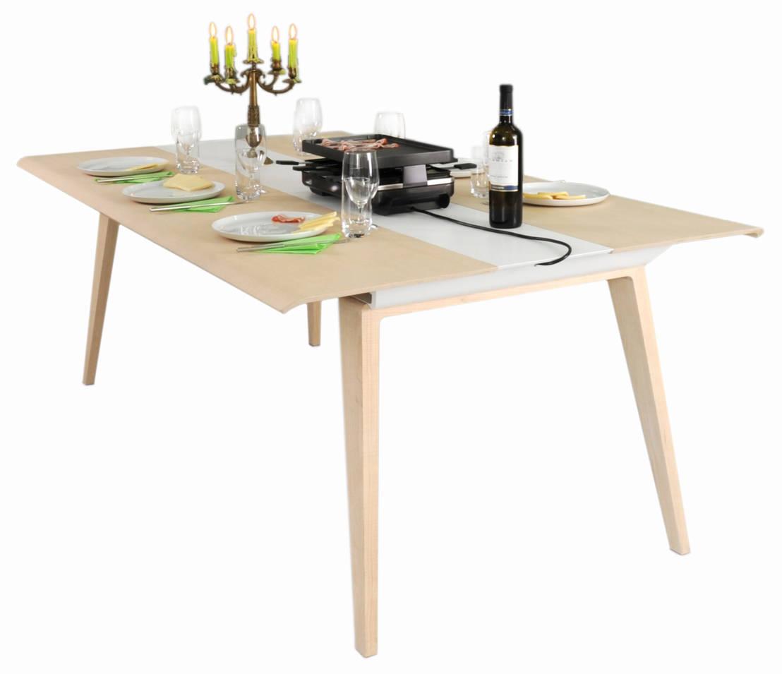 Tafels voor de eetkamer - Stoelen voor glazen tafel ...