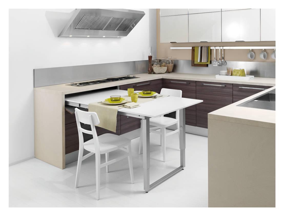 6 soluciones plegables para una casa peque a - Soluciones para casas pequenas ...