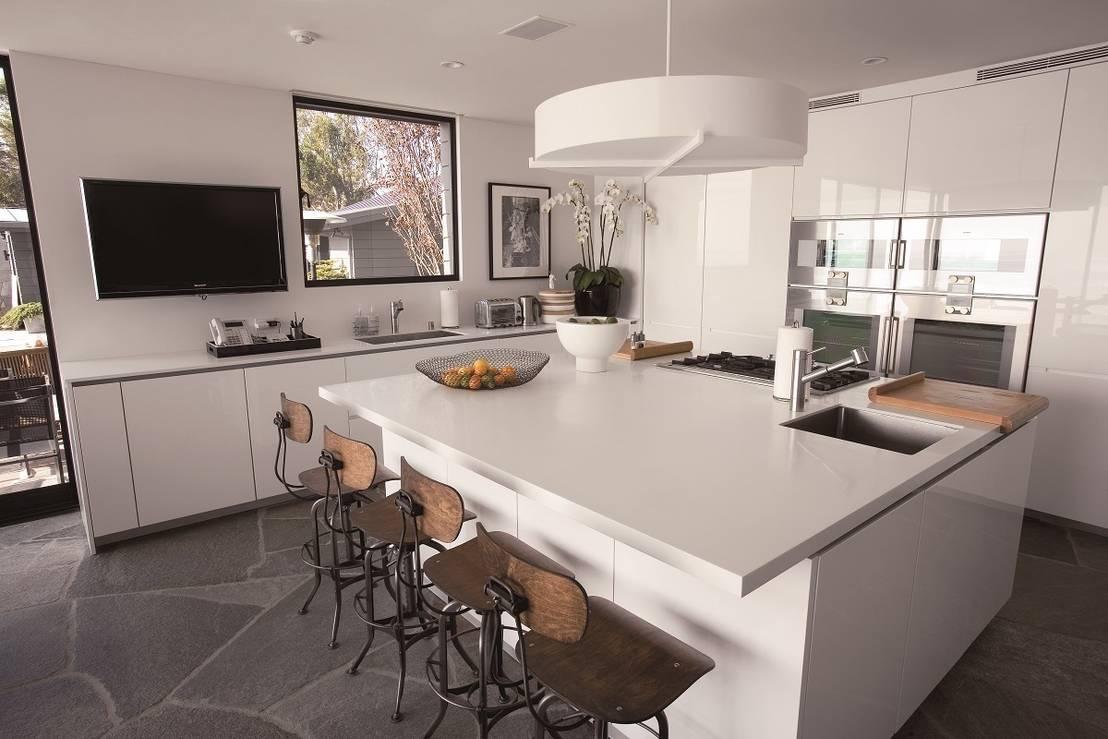Cucina con isola uno spazio comodo e conviviale - Cucine con l isola ...