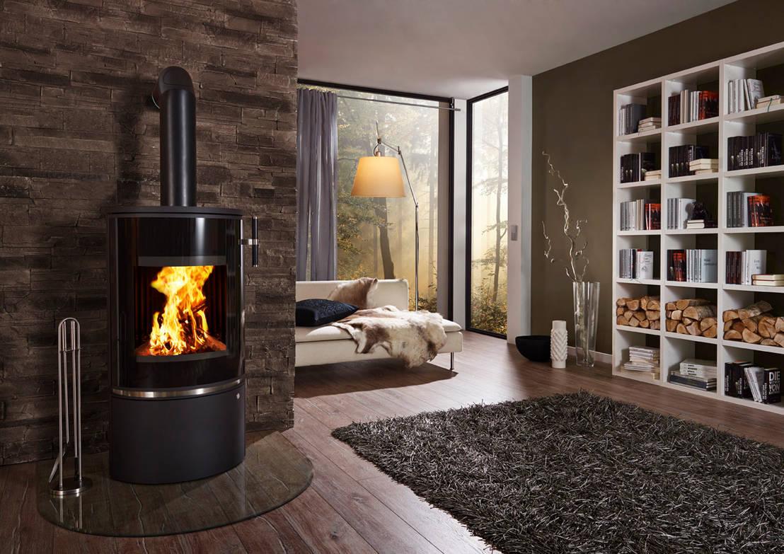 5 chimeneas para casas modernas y acogedoras for Casas modernas acogedoras