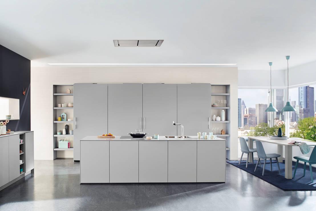 Moderne küchen: planen und einrichten