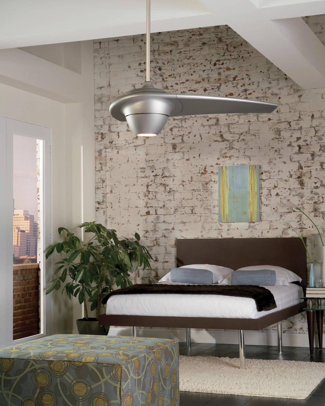 Ventiladores de techo 8 dise os fant sticos - Ventiladores de techo rusticos ...