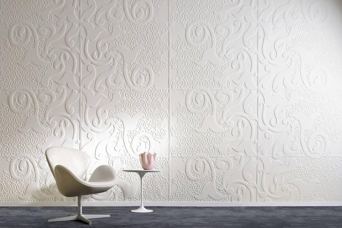 Decorare le pareti di casa quali rivestimenti for Rivestimento pareti interne in polistirolo