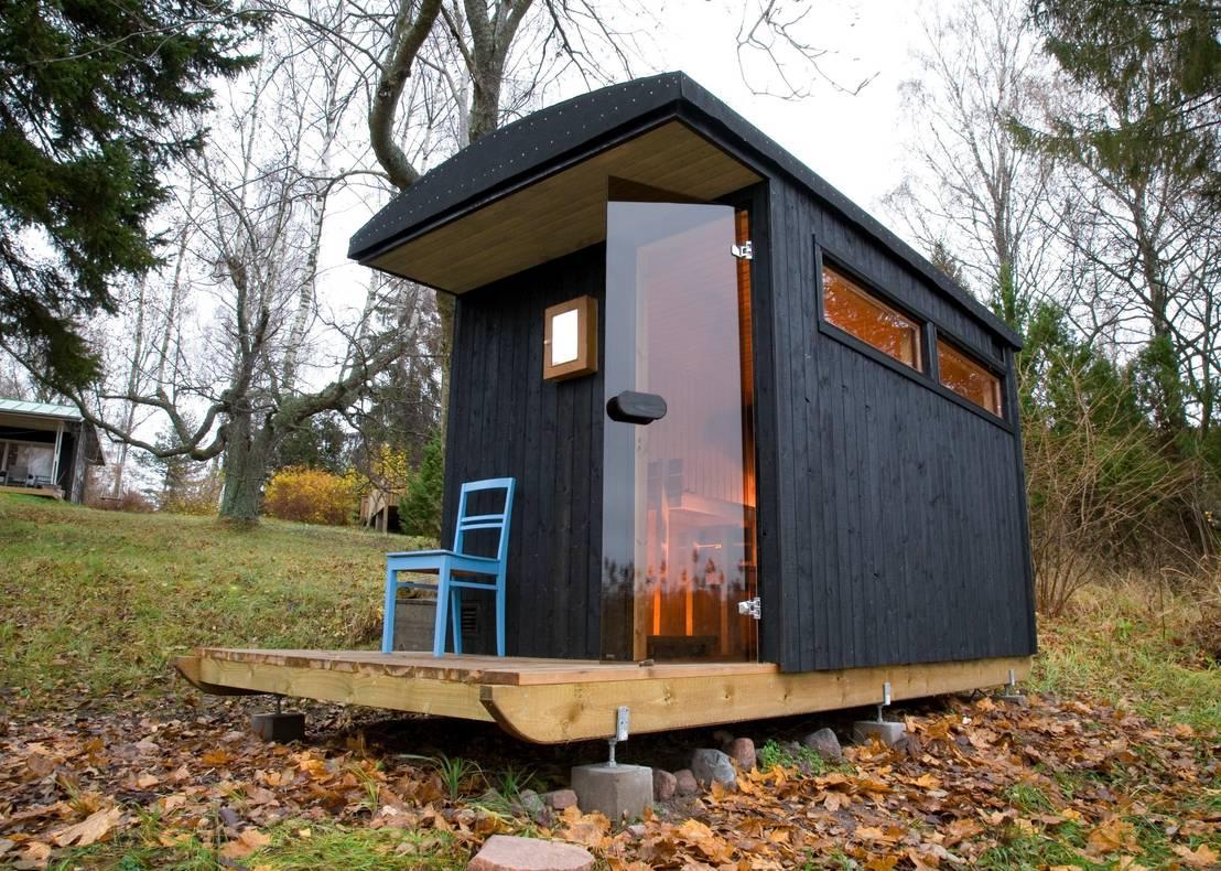 Construye una sauna paso a paso - Que es una sauna ...