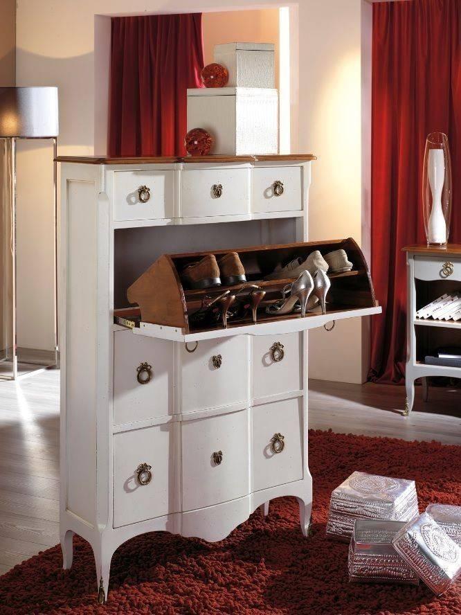 Organiza tus zapatos con estas geniales ideas de muebles y for Zapatero para habitacion