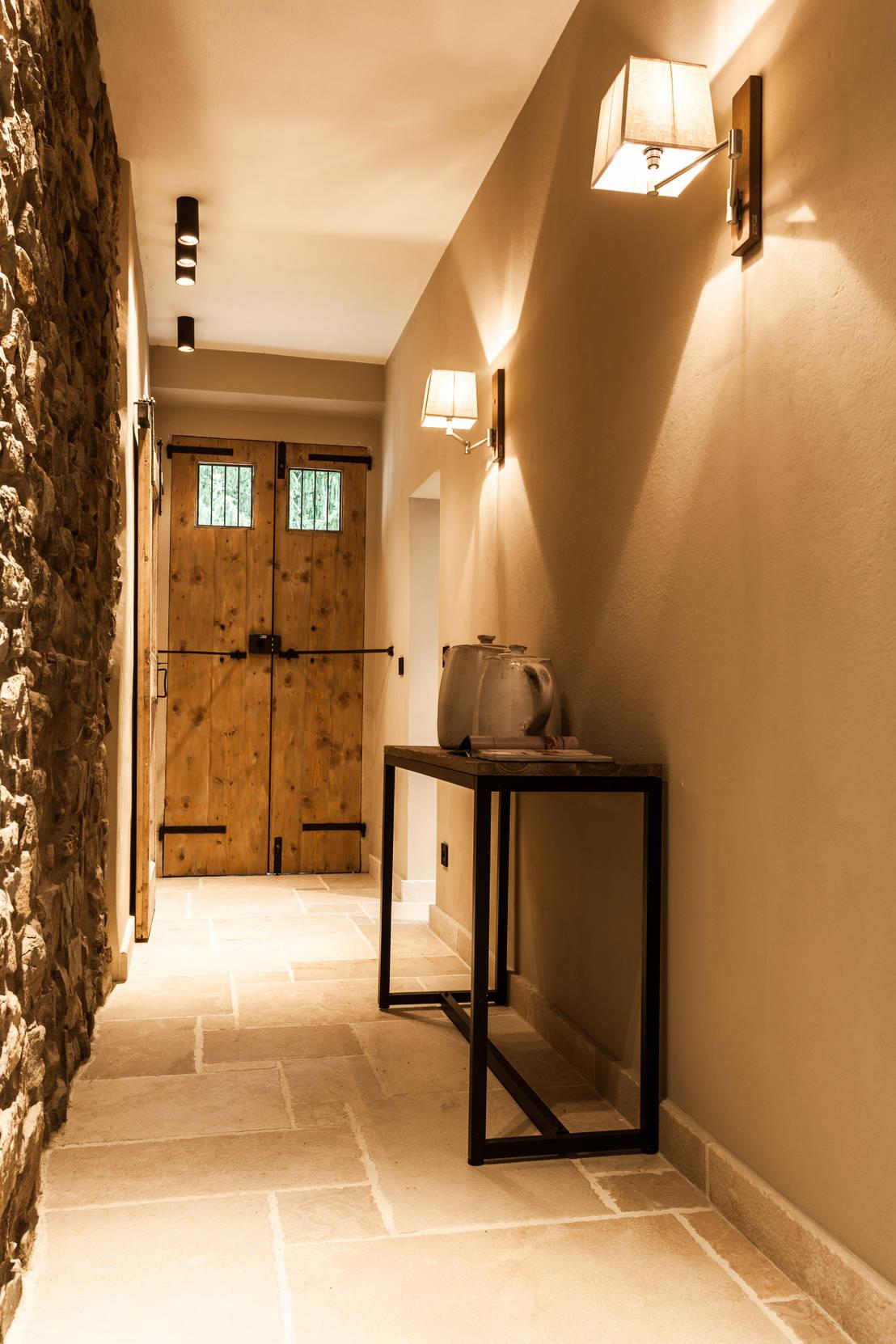 Revestimientos de pared la fascinaci n de la piedra - Aislar paredes interiores ...