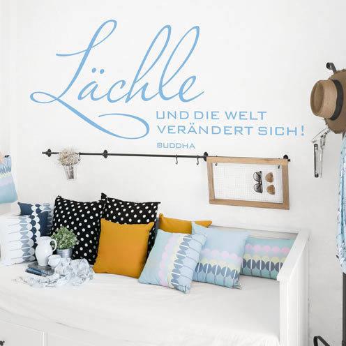 Sprüche Schlafzimmerwand # Goetics.com > Inspiration Design Raum ...