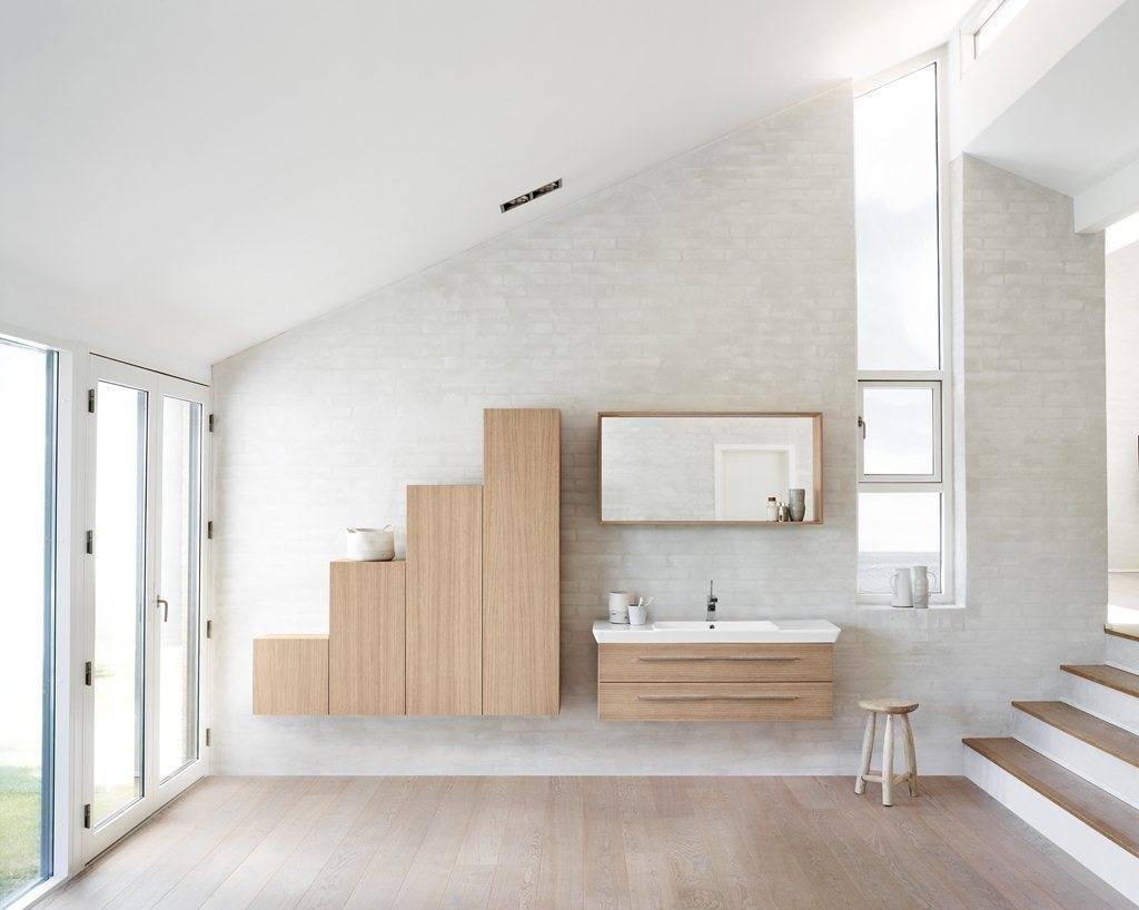 Een fris interieur met natuurlijk hout