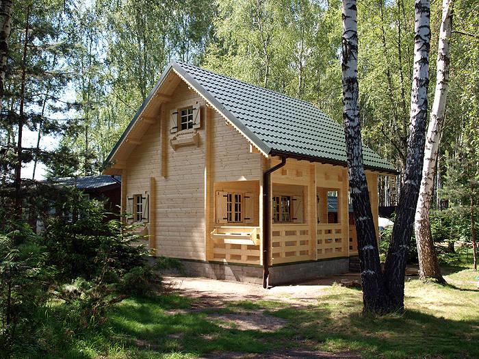 Maisons pr fabriqu es en bois avantages et inconv nients - Inconvenient maison ossature bois ...