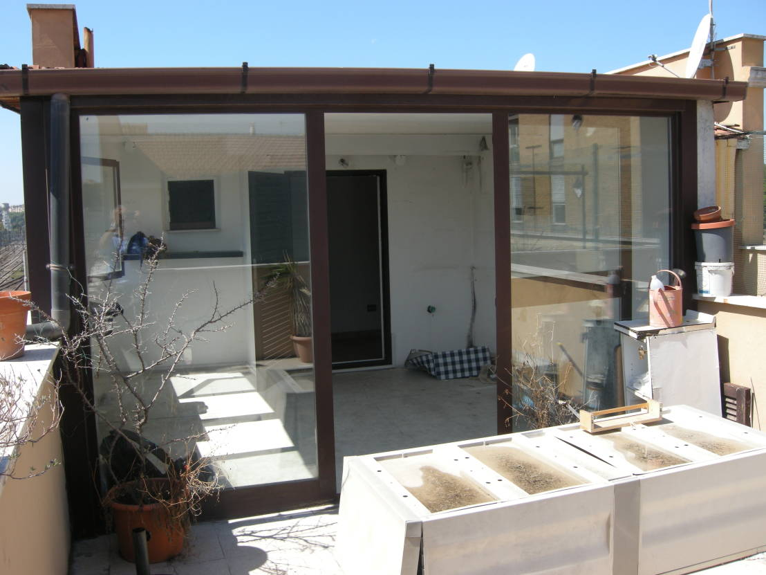5 terrazas antes y despu s transformaciones sorprendentes for Casa con lavadero