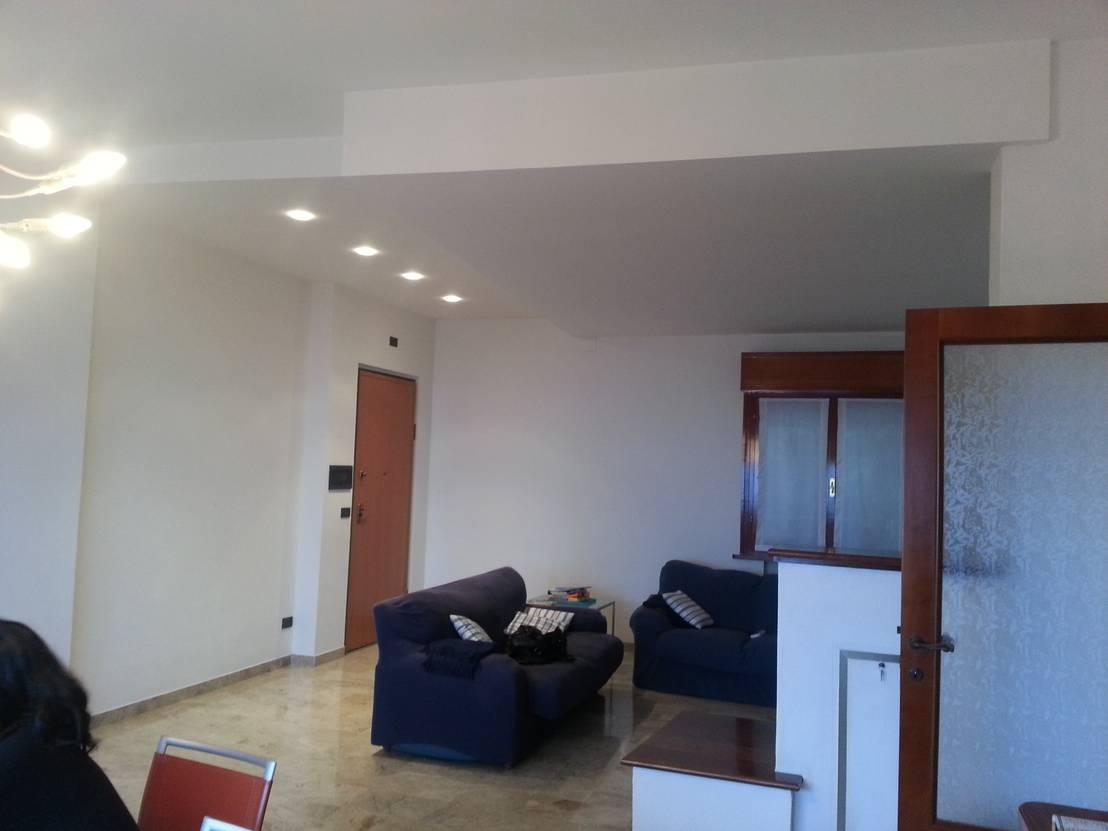 Come trasformare il soggiorno un esempio di restyling for Bartolomeo arredamenti