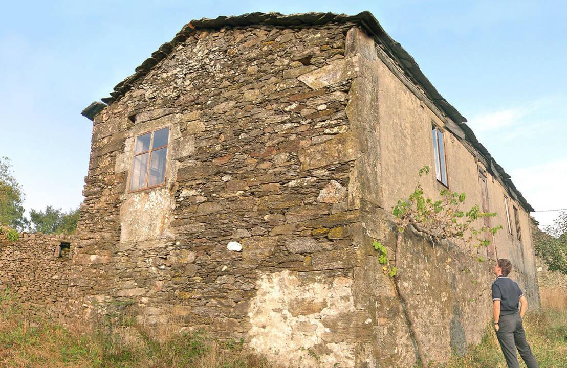 La rehabilitaci n de una casa rural de piedra - Subvenciones rehabilitacion casas antiguas ...
