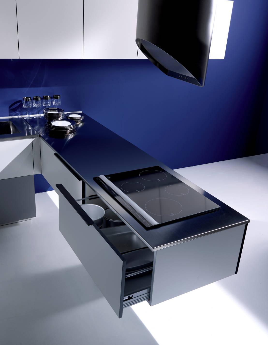 Dove riporre pentole e padelle in cucina - Dove comprare cucina ...