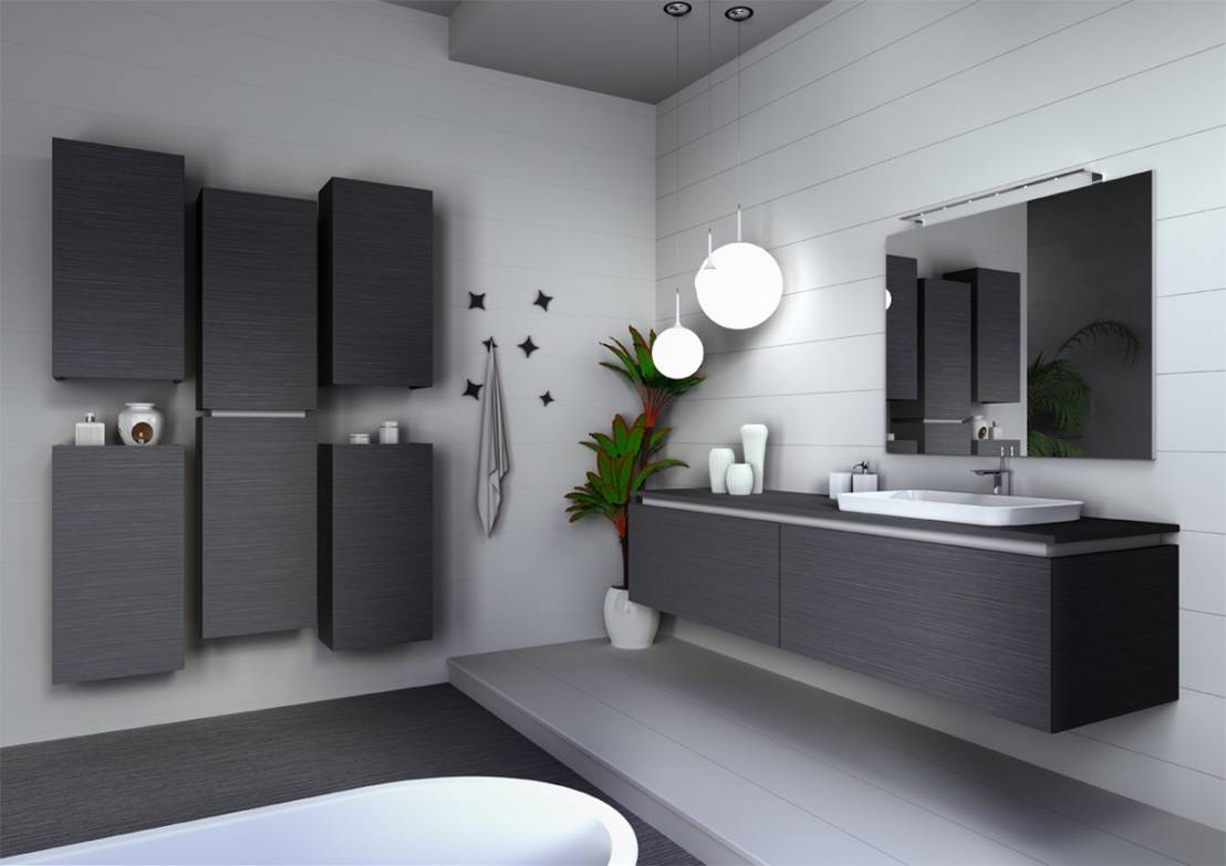 Mobili bagno sospesi 10 proposte da cui trarre ispirazione for Mobili bagno sospesi